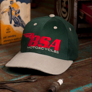 BSA Hat Cap Embroidered - NEW